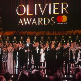 Olivier Awards Ceremony. 2017