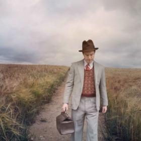 Gary Tushaw as Joseph Taylor. © Annabel Vere