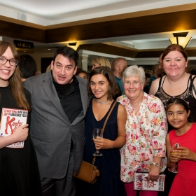 StageFaves competition winner and runners-up with Robert J Sherman