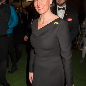 HRH Countess of Wessex at The Girls gala, 20 February 2017. © Alan Davidson