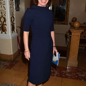 Kay Burley at The Girls gala, 20 February 2017. © Alan Davidson