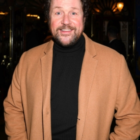 Michael Ball at The Girls gala, 20 February 2017. © Alan Davidson