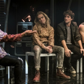 Ryan Molloy, Greg Oliver, Jack Donnelly and Ryan Gibb in 27. © Nick Ross