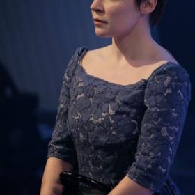 Daisy Maywood in Promises, Promises. © Claire Bilyard