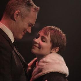 Paul Robinson & Daisy Maywood in Promises, Promises. © Claire Bilyard