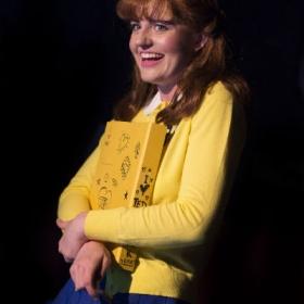 Lizzy Connolly in Vanities. © Pamela Raith