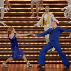 42nd Street was filmed live at the Theatre Royal Drury Lane for screening to cinemas from 10 Nov 2019