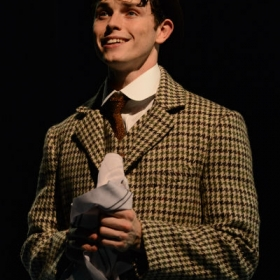 Charlie Stemp in Half a Sixpence. © Michael Le Poer Trench