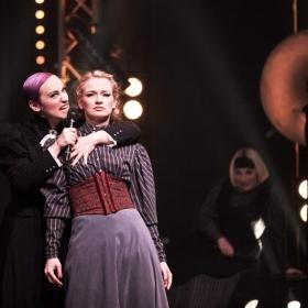 Eden Espinosa & Bjorg Gamst in Lizzie