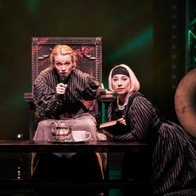 Bjorg Gamst & Jodie Jacobs in Lizzie
