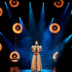 Lizzie at Greenwich Theatre