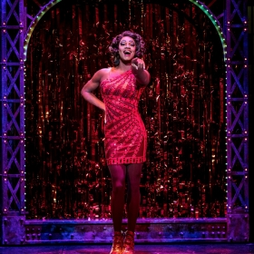 Kinky Boots cast change - Simon Anthony-Roden (new Lola). © Darren Bell