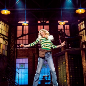 Kinky Boots cast change - Verity Rushworth (new Lauren). © Matt Crockett