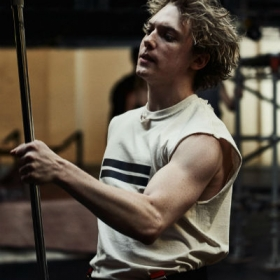 Andrew Polec in Bat Out of Hell rehearsals. © Specular