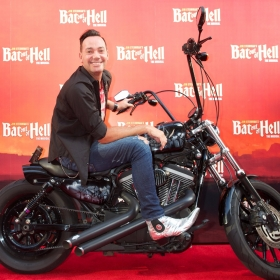 Craig Revel Horwood -  Bat Out Of Hell Press night - credit Piers Allardyce (10)