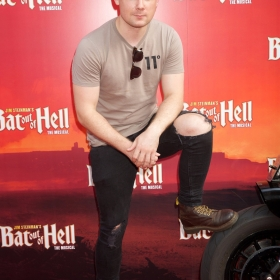 Danny-Boy Hatchard -  Bat Out Of Hell Press night - credit Piers Allardyce (12)
