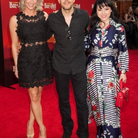 Faye Tozer, Lee-Latchford-Evans & Lisa Scott-Lee & -  Bat Out Of Hell Press night - credit Piers Allardyce (14)