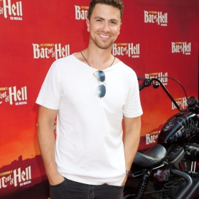 Richard Fleeshman -  Bat Out Of Hell Press night - credit Piers Allardyce (32)