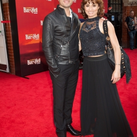 Vincent and Flavia -  Bat Out Of Hell Press night - credit Piers Allardyce (15)
