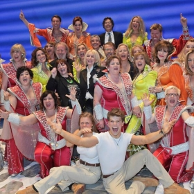 Mamma Mia!'s 20th West End Anniversary, Novello Theatre, London © Dave Benett