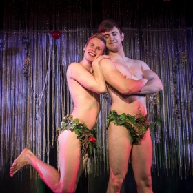Adam and Steve in Adam & Eve...and Steve