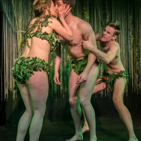 Adam, Eve & Steve in Adam & Eve...and Steve