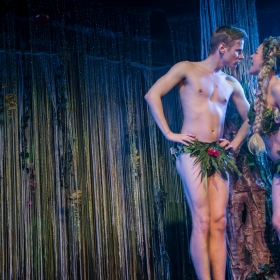 Steve and Eve in Adam & Eve...and Steve