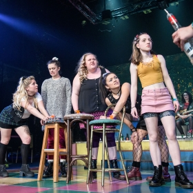 Cast of Our Ladies of Perpetual Succour. © Manuel Harlan