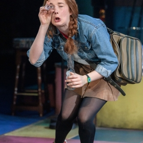 Karen Fishwick in Our Ladies of Perpetual Succour. © Manuel Harlan