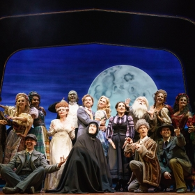 Young Frankenstein Production Photo. © Manuel Harlan