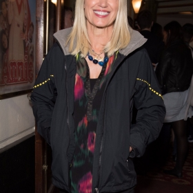 Anneka Rice - Annie at the Piccadilly Theatre - Photo credit Craig Sugden