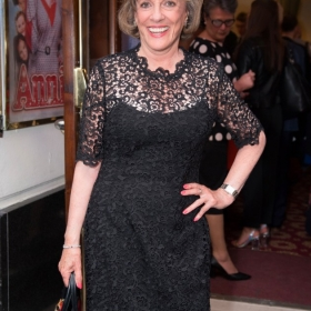 Esther Rantzen at Annie opening night, 5 June 2017. © Craig Sugden