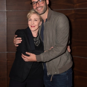 Patricia Hodge & Tom Ellis at Annie opening night, 5 June 2017. © Craig Sugden