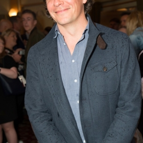 Nigel Harman at Annie opening night, 5 June 2017. © Craig Sugden