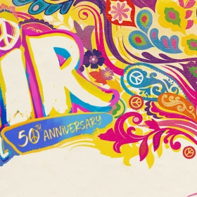 50th anniversary Hair poster image