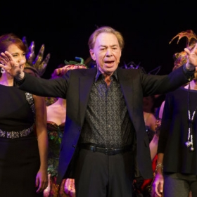 #Phantom30th: Andrew Lloyd Webber. © Dan Wooller