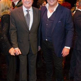 #Phantom30th: Michael Crawford & Michael Ball. © Dan Wooller