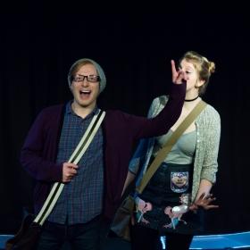 Ordinary Days at Drayton Arms Theatre, November 2017