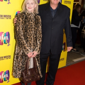 Andrew Dunn & Andrina Caroll on Press night. © Phil Treagus