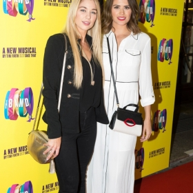 Amanda Clapham & Sophie Porley on Press night. © Phil Treagus