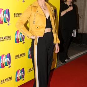 Nicola Thorp on Press night. © Phil Treagus
