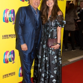 Ross King & Brianna Deutsch on Press night. © Phil Treagus