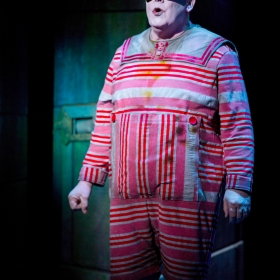 Les Dennis in The Addams Family. © Matt Martin