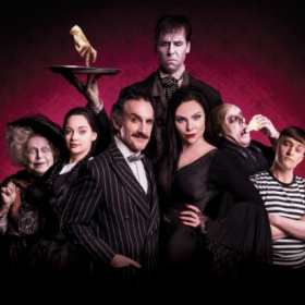 The Addams Family © Matt Martin