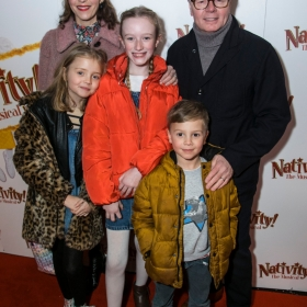 Nativity!'s gala opening, Eventim Apollo, 14 December 2017. © Dan Wooller