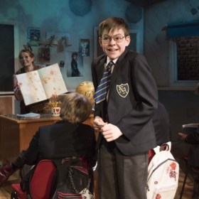 The Diary of Adrian Mole. © Alastair Muir