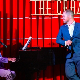 A Spoonful of Sherman at Live at Zedel. © Nick Rutter