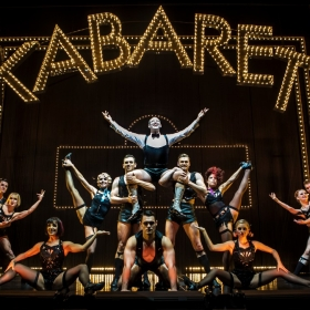 Cabaret UK tour 2017. © Pamela Raith