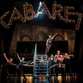 Cabaret UK tour 2017. © Pamela Raith