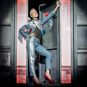 Everybody's Talking About Jamie at the Apollo Theatre, London